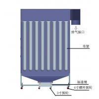Black smoke treatment cabinet Manufactures