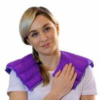 Buy cheap My Heating Pad- Neck & Shoulder Wrap  Soothing Heat Therapy  Stress Relief Purple from wholesalers