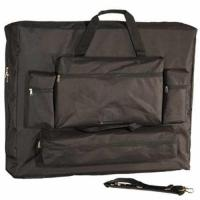 """28"""" - Royal Massage Deluxe Black Universal Oversized Massage Table Carry Case Manufactures"""