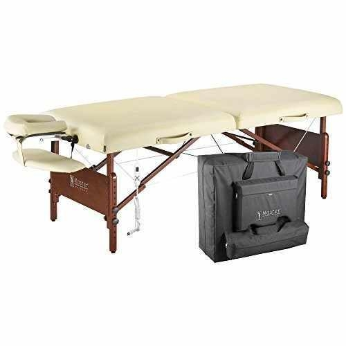 Quality Master Massage Del Ray Therma-Top Massage Table Pro Package, 30 Inch for sale
