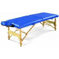 Buy cheap 3B Scientific W60601B Blue Basic Portable Massage Table, 72.5