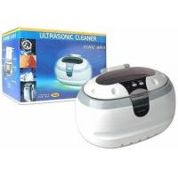 Generic Sonic Wave CD-2800 Ultrasonic Jewelry & Eyeglass Cleaner White/Gray Manufactures