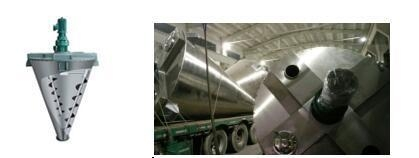 Quality DSH series of conical twin-screw screw mixer for sale