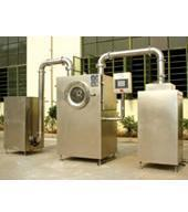 BGB series of efficient film coating machine Manufactures