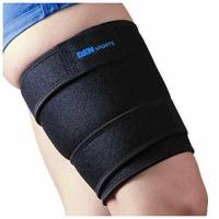 DenSports Hamstring Brace Compression Sleeve and Thigh Support Manufactures