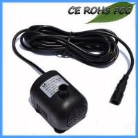 China Best 12V Solar Fountain Water Pond Pump For Garden on sale