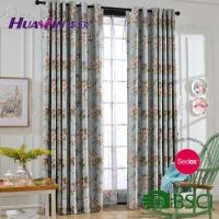 textile window curtain fabric printing curtains,curtain printing design curtains Manufactures