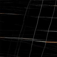 China Ink Jet Tunisia Black Marble Glazed Porcelain Floor Tiles for Living Room on sale