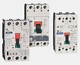 China 140UE Molded Case Circuit Breakers ROCKWELL SeriesMedium & Low Voltage Products