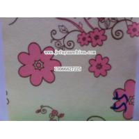 Non-woven fabric printing 55 Manufactures