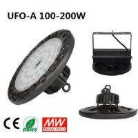 HLUFO-A 100-200W UFO highbay lighting factory Manufactures