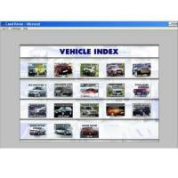 China NEW & Latest Land Rover Microcat Electronic Parts Selling System 2013.07 on sale