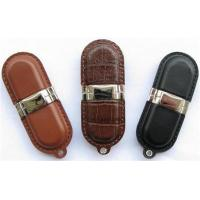 Buy cheap Leather USB Flash Stick from wholesalers