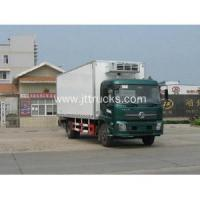 China Refrigerator Truck Dongfeng used refrigerated trucks for sale by owner on sale