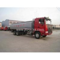 China SINOTRUK STEYR oil truck fuel tank sizes on sale