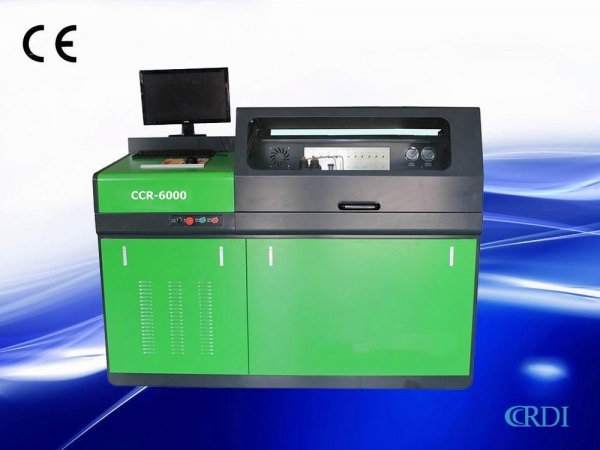 Quality Automatic Common Rail Test Bench CCR-6000 for sale