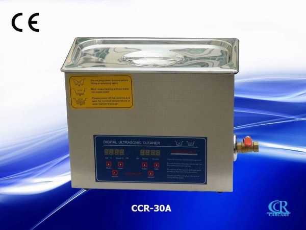 Quality CCR-30A Desktop Digital Control Ultrasonic Cleaner for sale