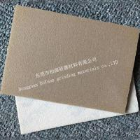Buy cheap Back velvet sandpaper sponge from wholesalers