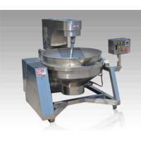 Buy cheap Automatic Gas Heating Jacketed Cooking Mixer from wholesalers