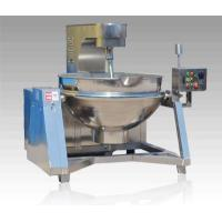 Buy cheap Automatic Electric Conduction Oil Heating Jacketed Cooking Mixer from wholesalers