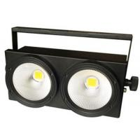 Buy cheap 2*100W COB Blinder LED Audience Light from wholesalers