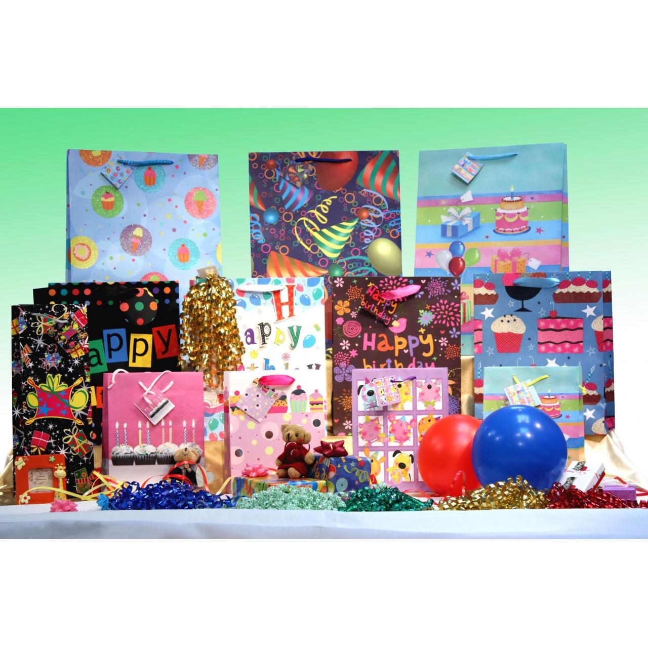 Buy cheap Christmas Gift Bag Birthday Gift Bag from wholesalers