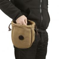 Tourbon Hunting Drawstring Shell Bullet Bag Shooting Clay Pouch Manufactures