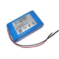 Buy cheap Customize 12V 8Ah Li Ion Rechargeable Battery for Fitness Equipment from wholesalers