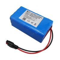 Buy cheap 25.2V 7.8Ah Lithium Ion Battery for Electric Golf Trolley with Anderson Connector from wholesalers