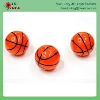 Bouncy Plastic Basketball Manufactures