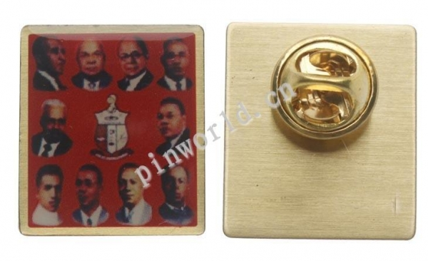 Quality printing008 Lapel pins for sale