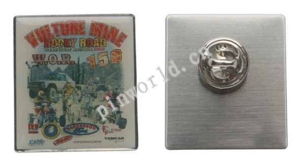 Quality printing009 Lapel pins for sale