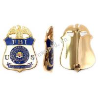 Police Badges 003 Manufactures
