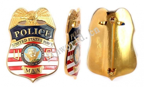 Quality Police Badges 006 for sale