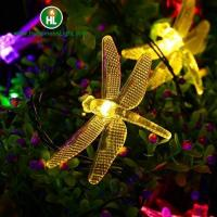 Dragonfly Solar Outdoor LED String Lights Manufactures