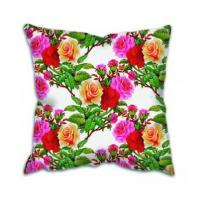 Benthos Embroidered Decorative Cushion Cover Manufactures