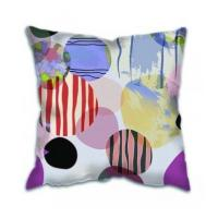 Oem Company Wholesale Cheap Lowest Linen Cushion Cover,Musical Printed Manufactures