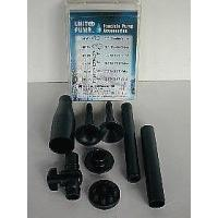 China Fountain Pumps Small Fountain Head Kit (116) on sale