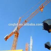 Buy cheap QTZ series Tower Crane 5tons 360 Degree Rotating QTZ63 Tower Crane From China from wholesalers