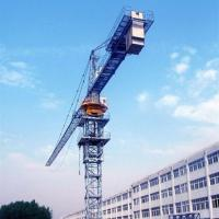 Buy cheap QTZ series Tower Crane good quality QTZ100(6013) 8t mobile tower crane with CE from wholesalers