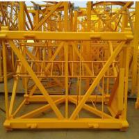 Buy cheap QTZ series Tower Crane China best brand QTZ315(7040) stationary tower crane for construction from wholesalers