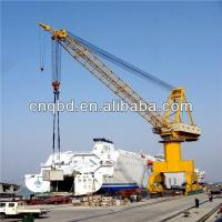 Buy cheap Special Tower Crane Hot Sale competitive price 60ton MQ portal crane from wholesalers