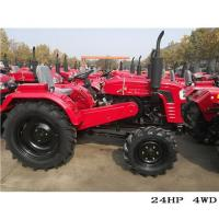 Agricultural Machinery 24HP 4WD Tractor