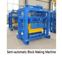 China Construction Machinery and Material Egg Laying Mini Mobile Brick Making Machine on sale