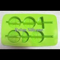 Ice Cube Tray Lemon Ice Tray Mould Manufactures