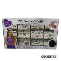 Boy Toys Tattoo stickers Manufactures