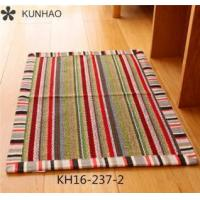 Durable Anti Slip Polyester and Cotton Custom Flooring Mat Manufactures