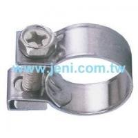 Hose Clamp JN-HC3307-1 S.S. Manufactures