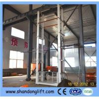 Guide-rail chain lift Electric elevator guide rail lift Manufactures