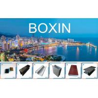 boxin Electrophoretic aluminum profile for window aluminium profile